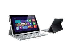 Acer TravelMate-X313 leaning back