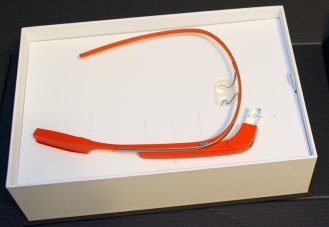 Google Glass 2 Unboxing Video - 10
