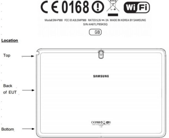 Samsung Galaxy Note 12.2-inch Tablet Release Inches Closer