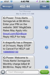 Text-Scam