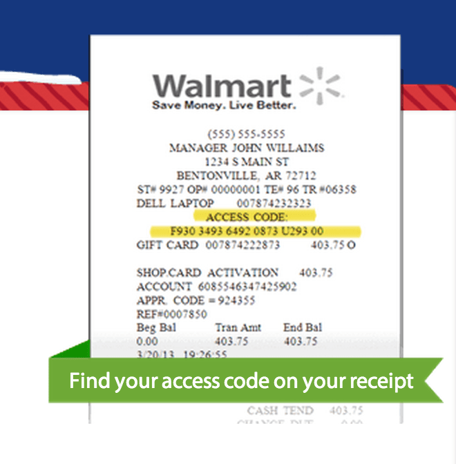 Walmart Black Friday Guaranteed Deal Details And Gotchas - Invoice template for word walmart online shopping store pickup