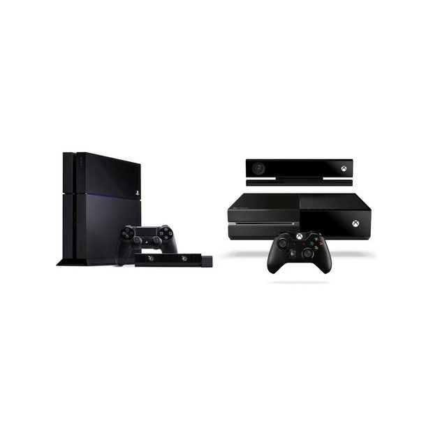Xbox One and PS4 Black Friday Stock