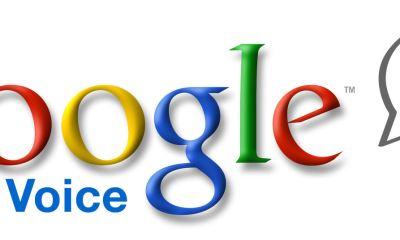 google voice logo