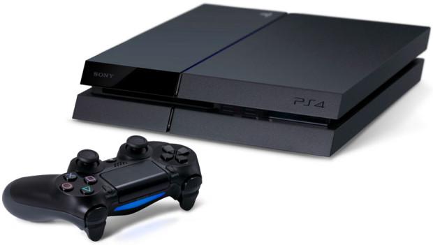 Sony's PS4