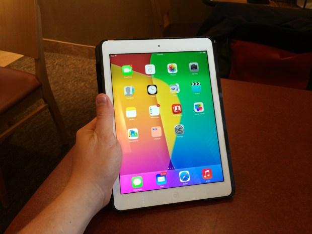 Belkin CODE Ultimate iPad Air Keyboard Case Review -  9