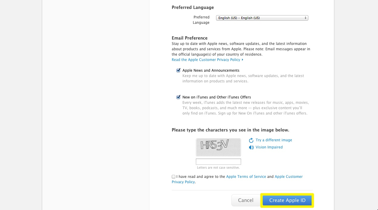 How to Create an Apple ID