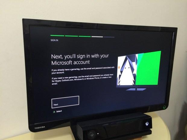 How to Setup an Xbox One (13)