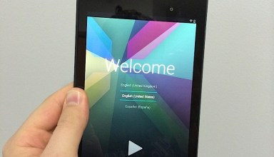 Setup the Nexus 7 in about 15 minutes.