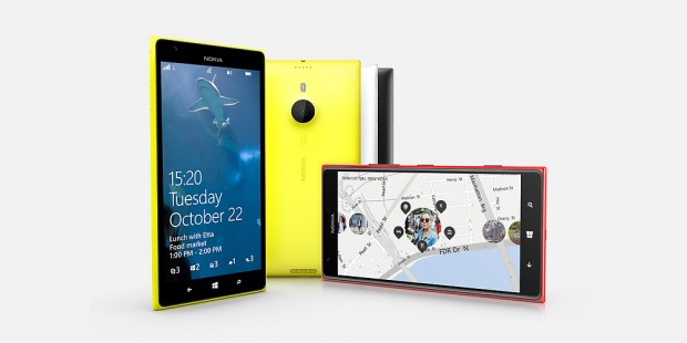 Nokia's Lumia 1520 wouldn't be possible without the Windows Phone 8 GDR3 update.