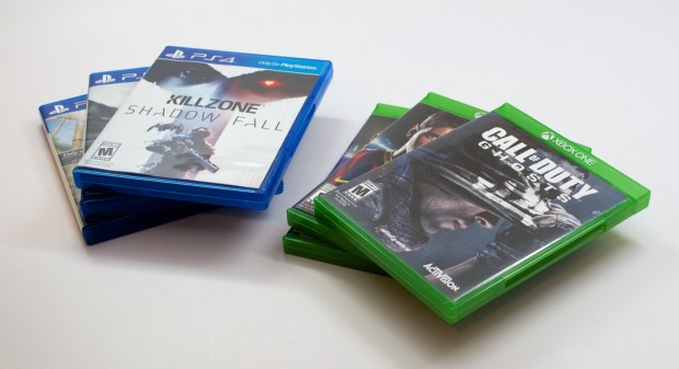 There are many games available on both the PS4 and Xbox One.