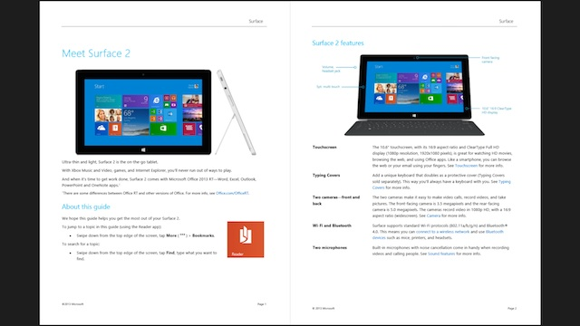 microsoft surface user guides available for download rh gottabemobile com microsoft surface manual detach microsoft surface manuals online