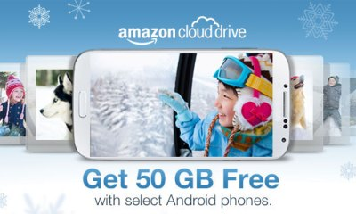 amazon 50gb free storage