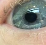 My eye taken using a macro lens