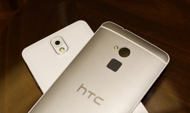 Galaxy Note 3 vs HTC One Max - 4