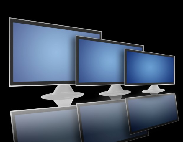 HDTV's come in many sizes and sometimes buying an of brand lets you get a bigger TV, but you sacrifice image quality.