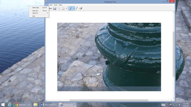 How to Take Screenshots on a Windows 8 PC (7)