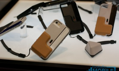 The Incipio Focal Camera case for the iPhone 5s and iPhone 5 delivers a more camera-like experience.