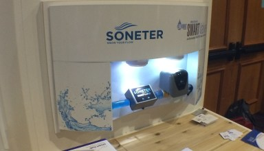The Iris system can detect leaks and with a second unit shut off the water.