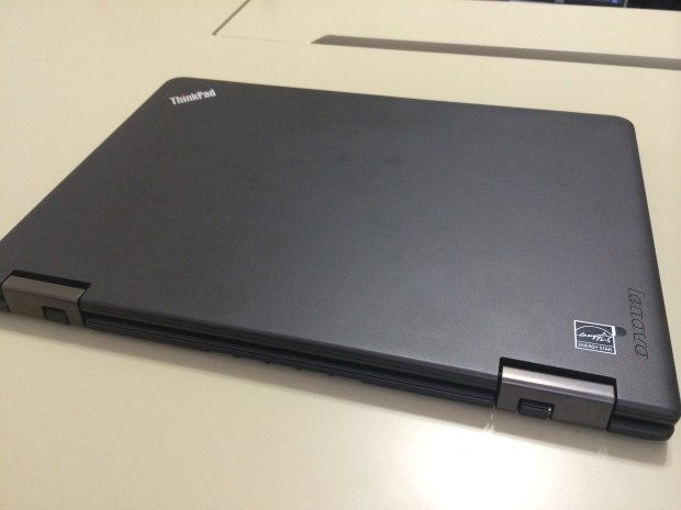 The ThinkPad Yoga is a now frills, plastic behemoth and that's ok.