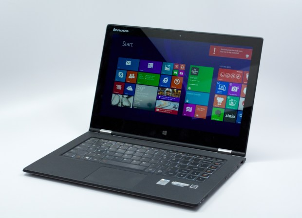 The Lenovo Yoga 2 Pro is a great notebook.