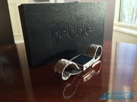 Pebble Steel Hands On - 010-XL