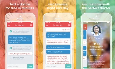 Text a doctor night or day to get medical advice for just $9 a month.