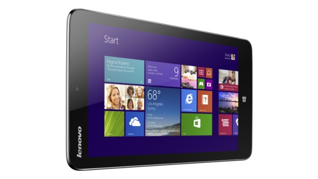 Lenovo Miix 2 8 Touchscreen Windows 8 Tablet