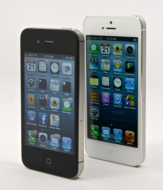 The iPhone 6 could feature multiple screen sizes, but the latest rumors is doubtful.