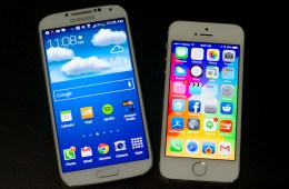 The Galaxy S5 and iPhone 6 may meet on store shelves sooner than expected according to one source.