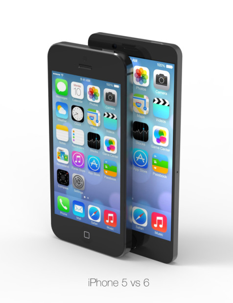 how much are iphone 5s iphone 6 concept bigger screen sleeker design 2433