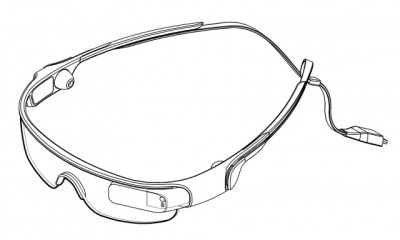 Samsung Galaxy Glass