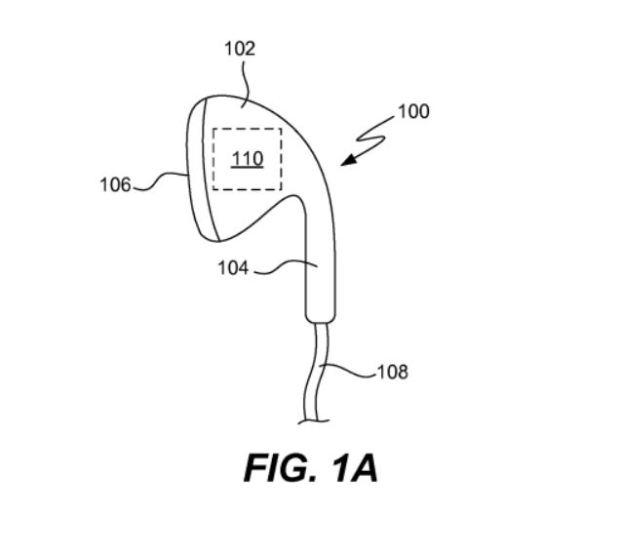 Apple Heath Headphones Patent