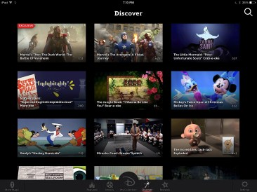 Disney Movies Anywhere Review - Frozen - 1