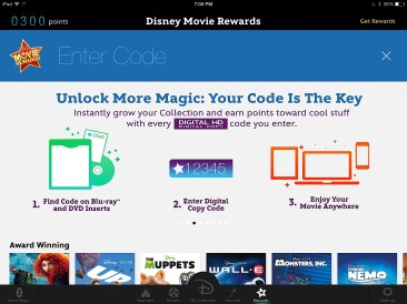Disney Movies Anywhere Review - Frozen - 2