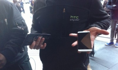 HTC crashed the Galaxy S4 launch, and it looks like the HTC One 2 and Galaxy S5 launch events will line up in 2014.