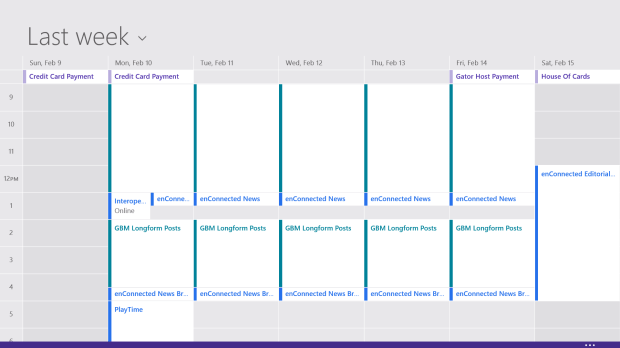 How to Add An Event to the Calendar in Windows 8 (3)