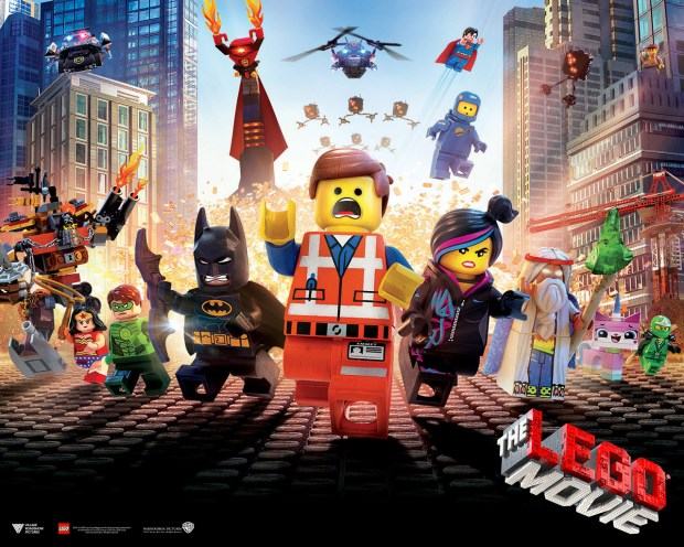 The LEGO Movie is a big hit and with it comes a number of LEGO Movie apps.