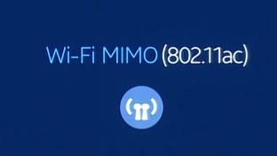 Enjoy faster speeds with new WiFi.