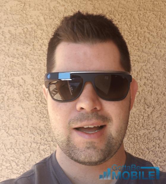 Google Glass Shades