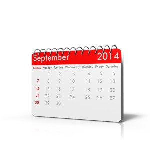 The iPhone 6 release date is September 19th according to the data.