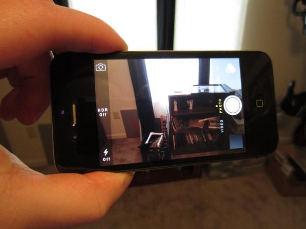 iOS 7 Camera