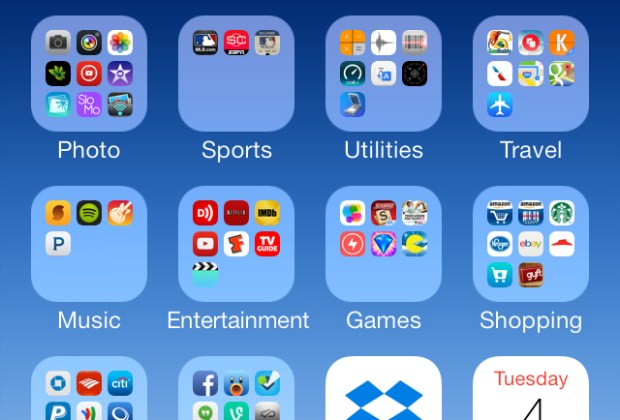 organize iphone apps 5 ways to live a more organized with your iphone 3373