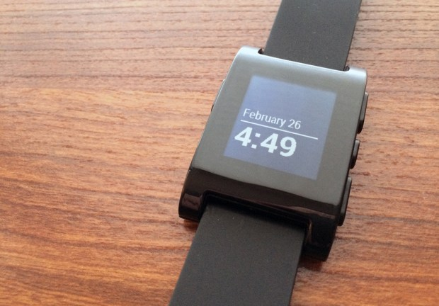 Pebble Custom Firmware
