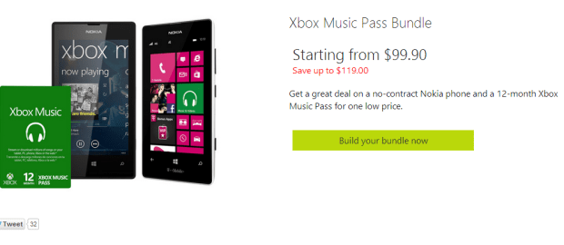 xbox music bundle