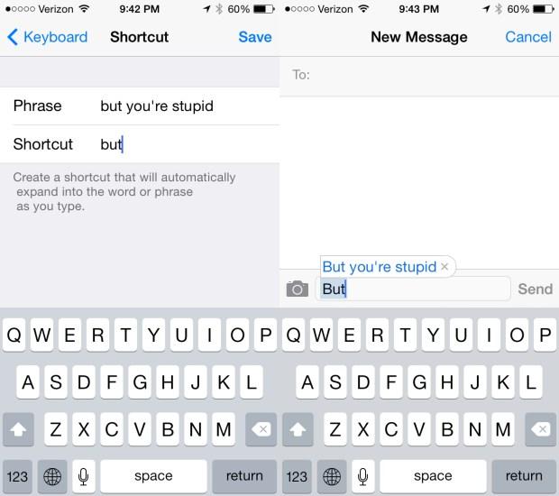 Add a shortcut for a perfect April fools iPhone prank.