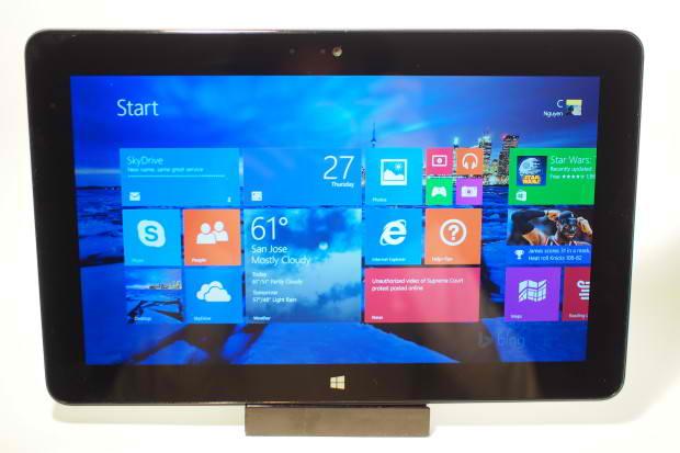 The Dell Venue 11 Pro