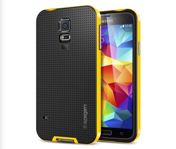 Spigen Galaxy S5 Case Neo Hybrid