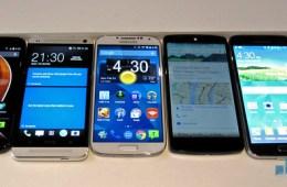 Galaxy S5 Comparison-L
