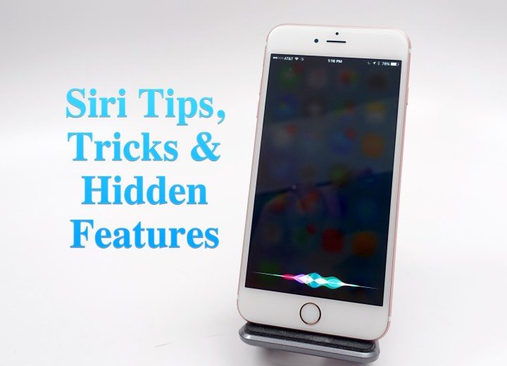 Use these 50+ Siri tips and tricks to master the latest Siri features and do more with your iPhone and iPad.