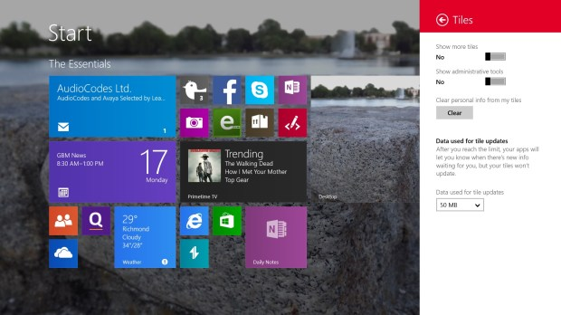 How to Add More Space for Live Tiles in Windows 8 (4)
